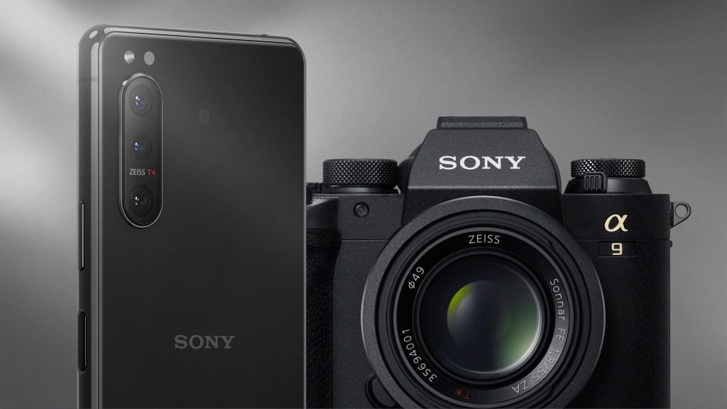Sony  Xperia 5 II - Alpha