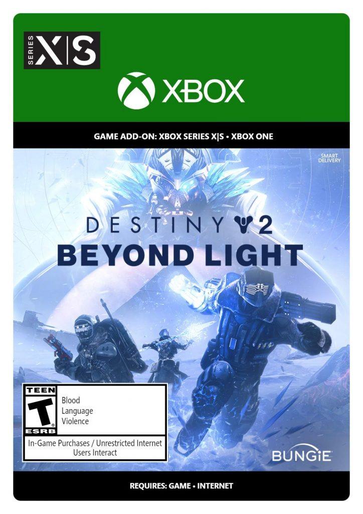 destiny video game cover